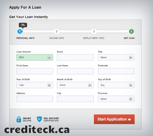 form apply for payday loan